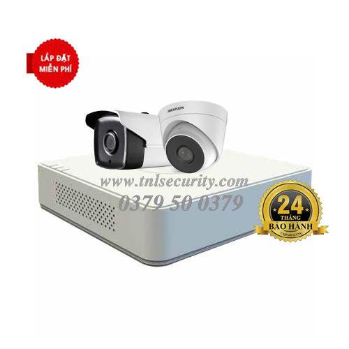 Trọn bộ 2 camera Hikvison HD1080P Combo 03