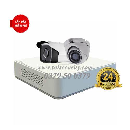 Trọn bộ 2 camera Hikvison HD1080P Combo 04