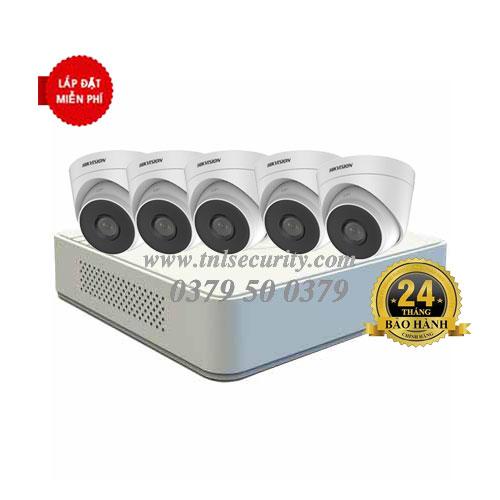 Trọn bộ 5-8 camera Hikvison HD1080P Combo 01