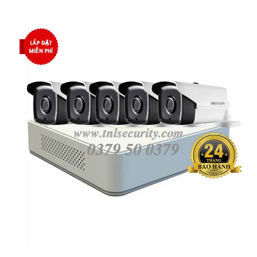 Trọn bộ 5-8 camera Hikvison HD1080P Combo 02