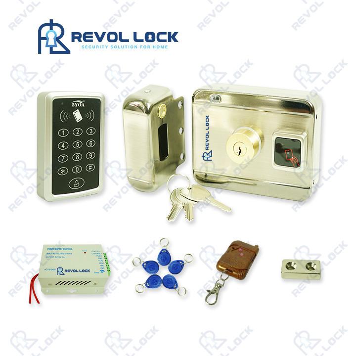 Khóa cổng vân tay Revol Lock BASIC-RV2