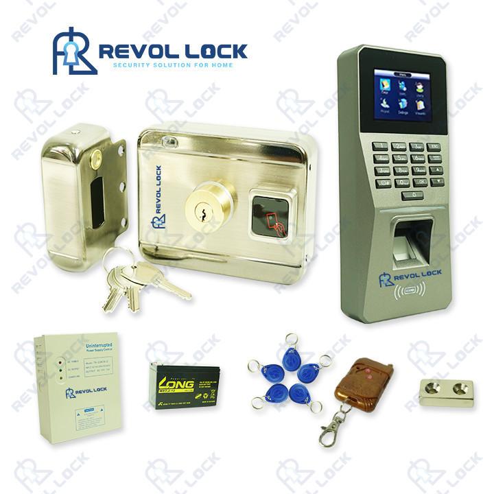 Khóa cổng vân tay Revol Lock PLUS-RV2